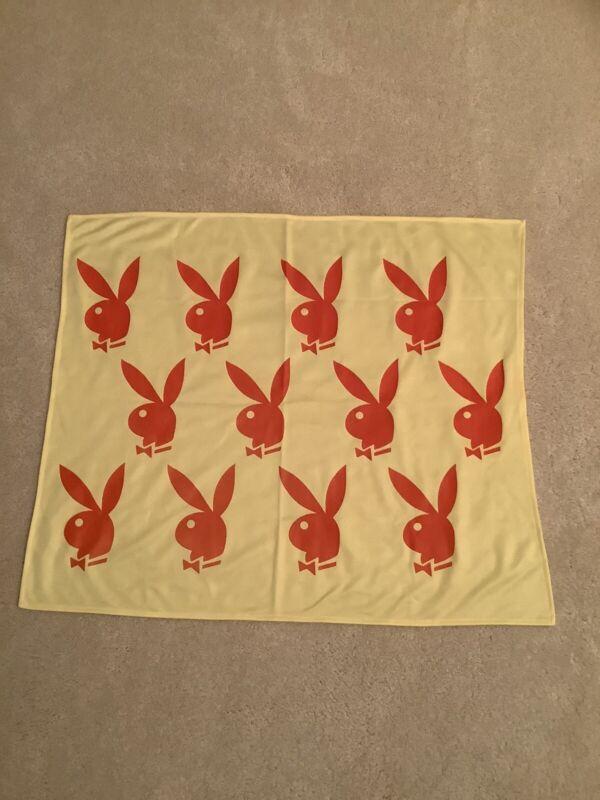 Playboy Club Bunny Scarf Femlin Playmate Hefner