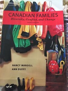 Canadian Families: Diversity, Conflict, and Change
