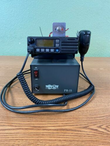 ICOM IC-A110 RADIO & Tripp-Lite PR-15