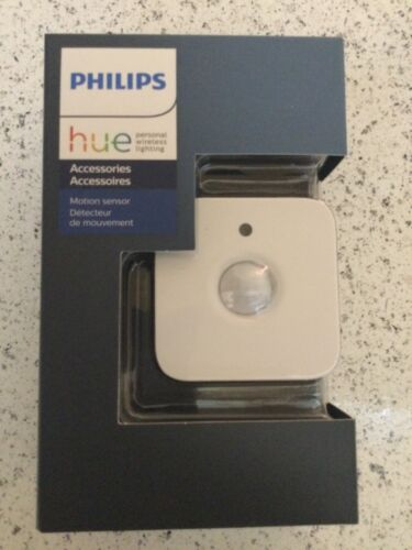 Philips Hue Smart Wireless Motion Sensor - White #3389 - Brand new