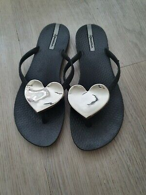 Ipanema Flip Flops Size UK6 EUR39