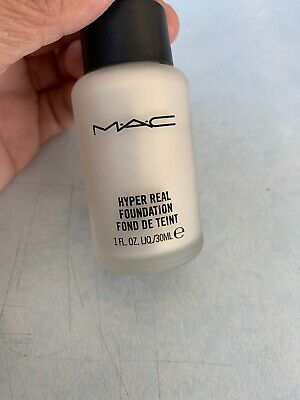MAC Hyper Real Foundation Gold Fx 1FL OZ Authentic  Hard To Find NOT  BOX for sale  Shipping to Canada