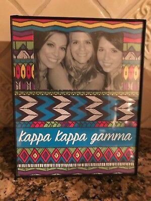 New Kappa Kappa Gamma Sorority Photo Picture Frame