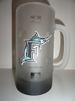 Florida Marlins MLB 16 ounce tankard mug