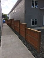 Fences and Fence Posts