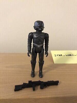 Vintage Star Wars - Zuckuss 1982 Complete w/ Weapon