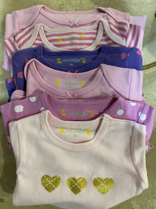 Baby Girl Clothes Lot 0-24 Months