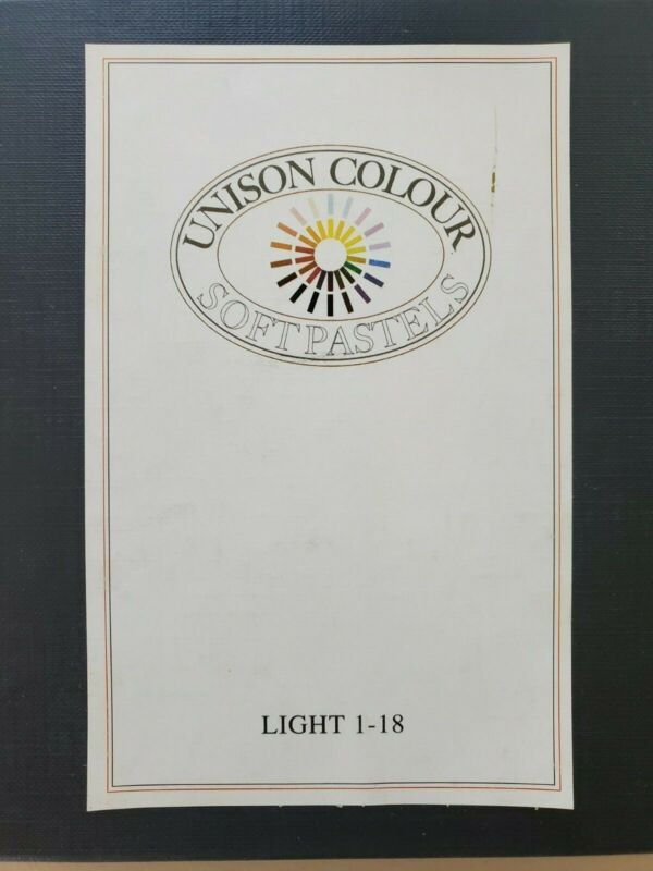 unison colour soft pastels Light 1-18