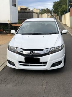 Honda City 2012 Vti-l Parramatta Parramatta Area Preview