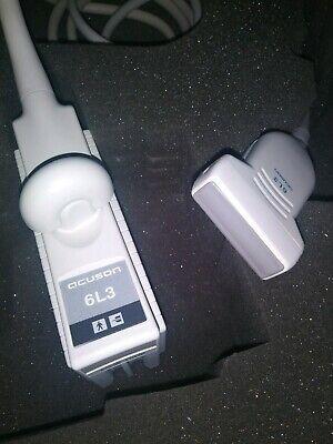 Siemens Sequoia 6l3 Ultrasound Transducer