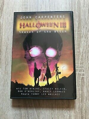 DVD: Halloween 3 - Season of the Witch (Tom Atkins, Stacey Nelkin)