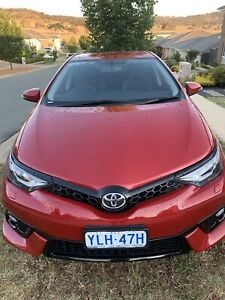 2015 Toyota Corolla Levin ZR CVT Auto 7 Sp Sequential 5d Hatch...