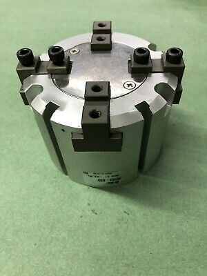 Smc Mhs4-63d Pneumatic Gripper New