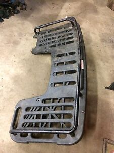 Polaris sportsman Atv back rack