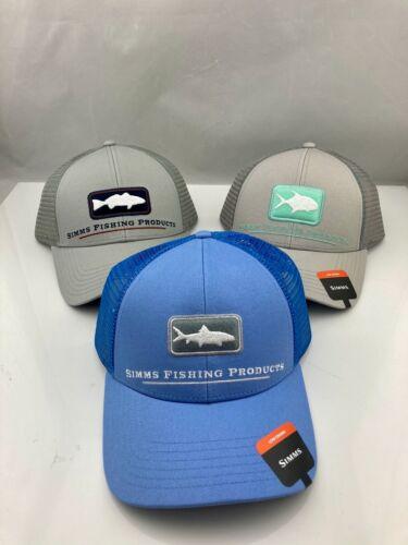 Simms Icon Trucker Hat