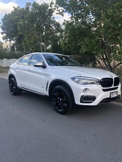 2016 Bmw X6 Xdrive30d 8 Sp Automatic 4d Coupe Samford Valley Brisbane North West Preview