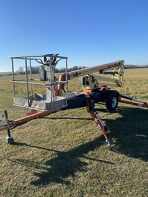 Jlg T350 Towable Boom Lift