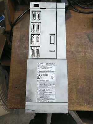Mitsubishi Electric Mds-c1-sp-185 Spindle Drive Unit Servo 18.5kw New In 022016