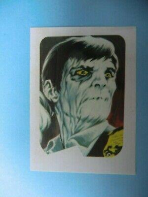 OLD SPANISH STICKER  CINEMA MOVIES  ZOMBIE - Old Zombie Movies