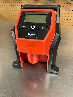 Brand New Milwaukee 2475-20 M12 Compact Tire Inflator Tool Only Balls Tired M12