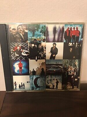 Achtung Baby by U2 (CD, Oct-1991, Island) Preowned for sale  Bayonne