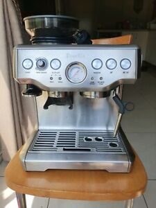 Breville Barista Express BES870 coffee machine Excellent Condition