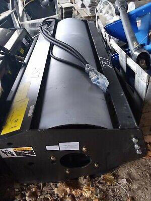 New 6 Great Bear Suhie Skidsteer Skid Steer Vibratory Roller Attachment. 72