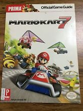 Mariokart 7 official strategy guide Castle Hill The Hills District Preview