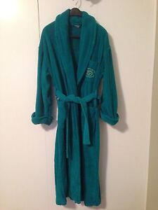 Terry Cloth Bath Robe - Women's