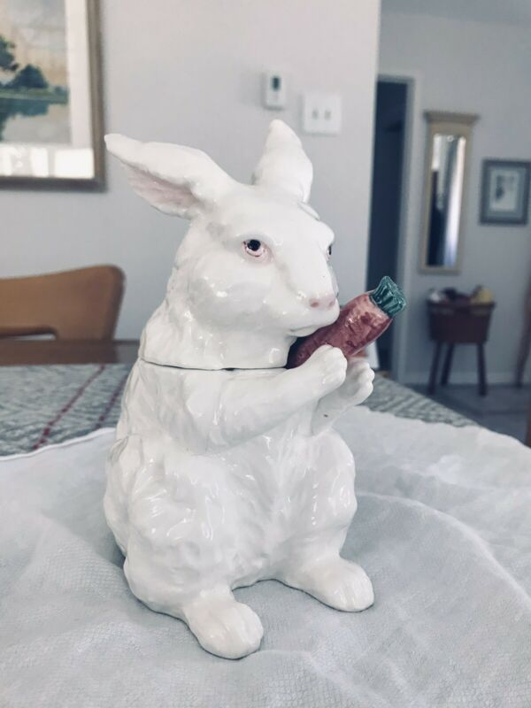 Rabbit Tureen~ Small HALDON GROUP