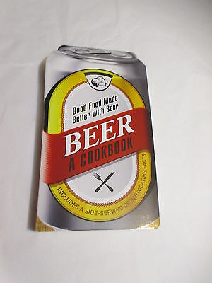 Beer - A Cookbook : Good Food Made Better with Beer by Adams Media (Best Food With Beer)