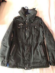 Manteau d'hiver VLCM XS