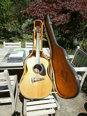 Gibson Mk72 RH Acoustic Guitar Jumbo Spruce Top