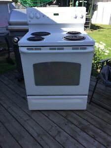 In very good condition used stove