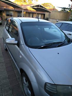 Holden Barina 3 doors Manual