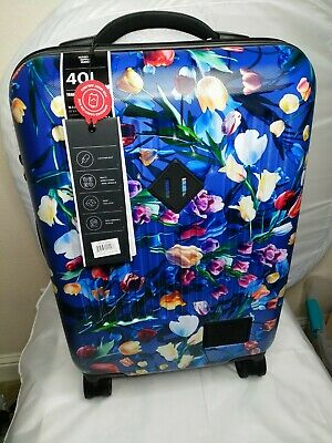 Herschel Trade Hardside Spinner Small Carry-on Luggage, 23 Inch, Royal Hoffman