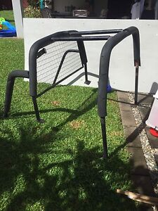 80 series landcruiser roll cage / cargo barrier Brinsmead Cairns City Preview