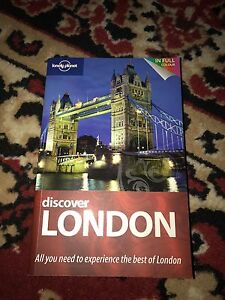 Lonely Planet London O'Connor North Canberra Preview