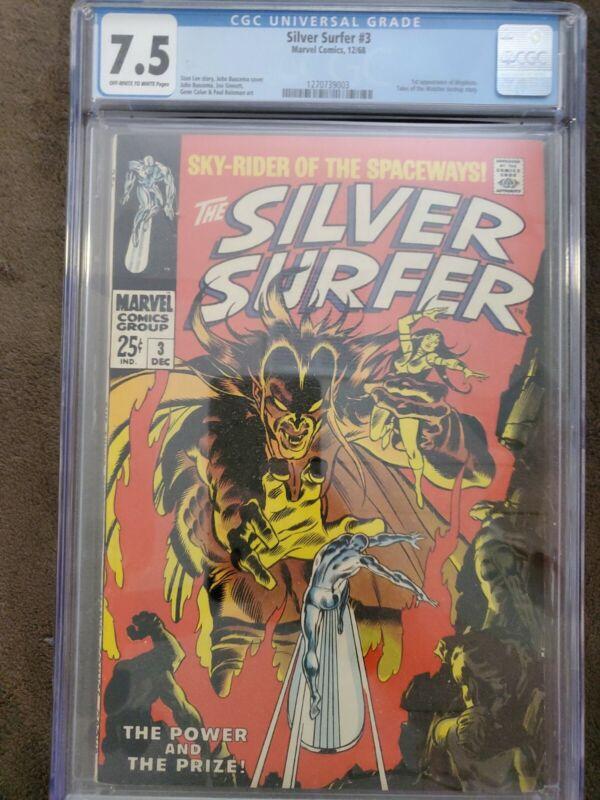 Silver Surfer 3