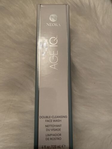 Neora Age IQ Double-Cleansing Face Wash, 4 Fl Oz/120 ML - $28.00