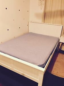 Double bed frame and mattress Tewantin Noosa Area Preview
