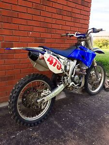 Awesome YZF250. Must See!
