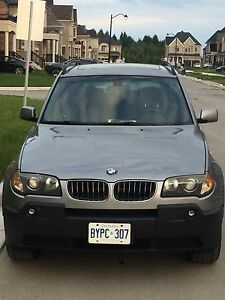 BMW X3 - low millage priced to sell