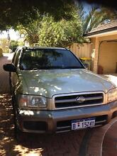 2000 Nissan Pathfinder Wagon Caringbah Sutherland Area Preview