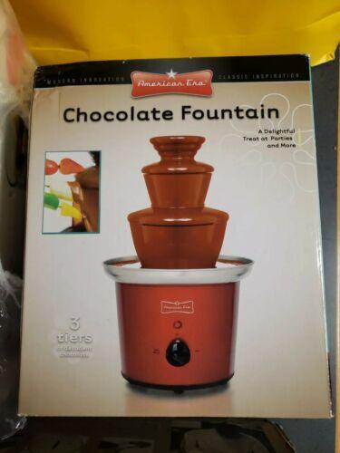 American Era Chocolate Fountain, 3 Tiers