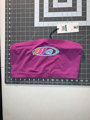 Fila Purple L Spectrum Tube Top Women's LW913963 Sports Tennis