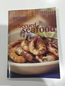 Womens Weekly Barbequed Seafood Cookbook
