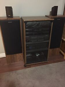 Pioneer Super Bass Stereo System (need gone asap)