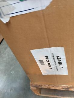 Kaymar K8140UR RHS Rear wheel carrier to suit 150 Prado GX 6/11on