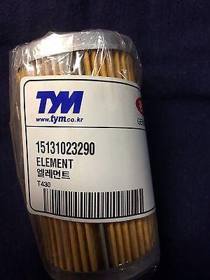 Tym Mahindra 15131023290 Fuel Filter Genuine Oem